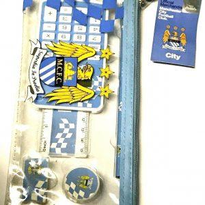 Juegos de papelería del Manchester City Productos oficiales de la oficina de la escuela