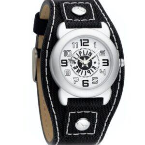 Kipling Black Captain Kid's Quartz Watch
