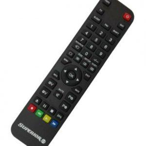 Mando a Distancia Programable 2 EN 1 Superior Electronics Para TV, Sat, Tdt, DVD