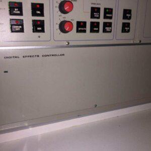 Módulo controlador de efectos digitales CEL Electronics P148 (editor de video)