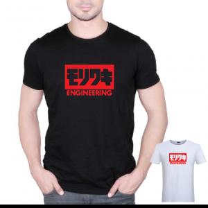 Moriwaki Engineering T-Shirt Car Japan Motocicleta Accesorios Hombre Fabricante