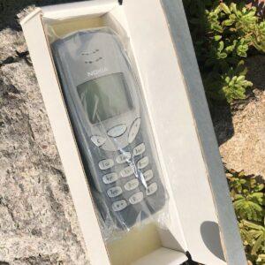 Nokia 3210 - Desbloqueado - Teléfono nuevo (sin accesorios)