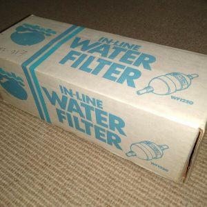 Nuevo filtro de agua de delfines WF1250 - fregadero de pecera, electrodomésticos, cocina, bricolaje