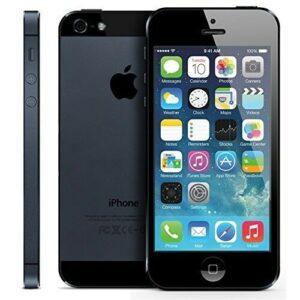 Nuevo iPhone 5 Negro 32GB Apple Brand Unlocked Sim Free Smart Phone Sellado en caja