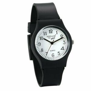 Nuevo reloj para niños Reloj de pulsera de cuarzo japonés para niños y niñas