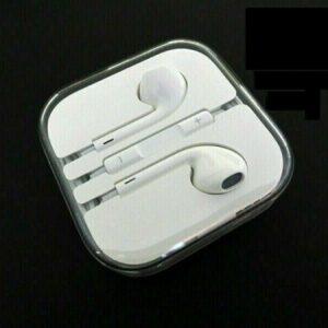 Nuevos auriculares Auriculares para iPhone 6s 6 5c 5 5S 5SE iPad Manos libres iPod Reino Unido Stock