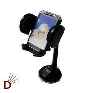 PARA TELÉFONOS MÓVILES KIT DE CUNA DE SOPORTE DE PARABRISAS DE COCHE UNIVERSAL