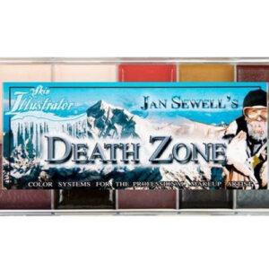 Paleta de maquillaje Skin Illustrator Death Zone PPI Premiere Products Inc
