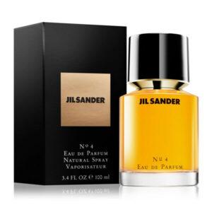 Perfume Mujer Jil Sander Jil Sander EDP Nº 4