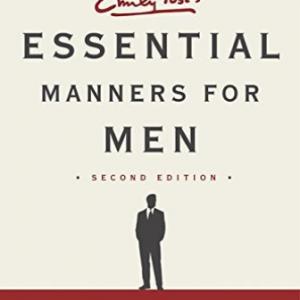 `Post, Peter`-Modales esenciales para hombres BOOK NUEVO