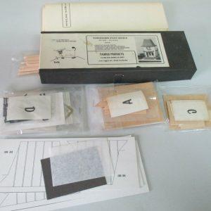 Productos Taurus escala H0 # 202 Tomahawk Post Office OVP USA Bausatz (19/13)