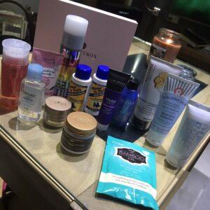 Productos combinados Beauty Box Calendario de Adviento