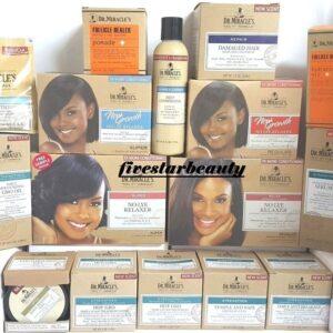 """Productos para el cuidado del cabello con fórmula """"Fell It"""" del Dr. Miracle Gama completa"""
