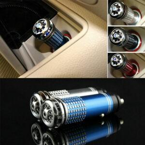 Purificador iónico de aire fresco para coche, barra de oxígeno, kit de ionizador de ozono, accesorios limpios F5X3