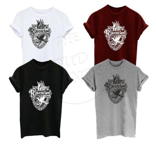 Ravenclaw HarryPotter Fan Magic Fashion Unisex Kid's Adult Tshirt Top