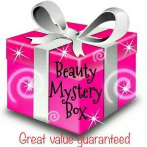 Regalo de belleza Paquete misterioso de productos Cuidado de la piel de uñas Cuidado del cabello Maquillaje
