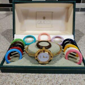 Reloj Gucci Mujer 1100L Usado
