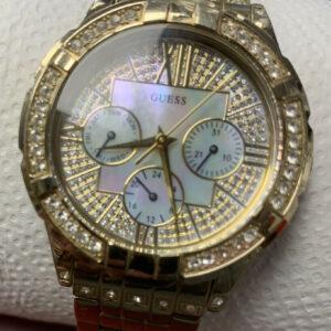 Reloj Guess Mujer Brazalete dorado USED U13539L1
