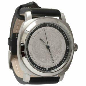 Reloj Sun Stone - Correa de piel