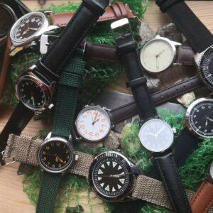 Reloj militar - Ver oferta - Personaje de estilo vintage - Década de 1910-1980 de Eaglemoss