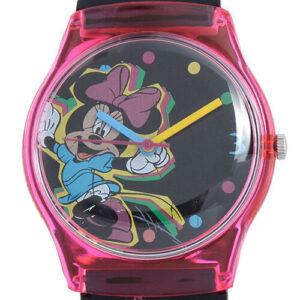 Reloj para niños Minnie Mouse de Disney (R) modelo zr25821