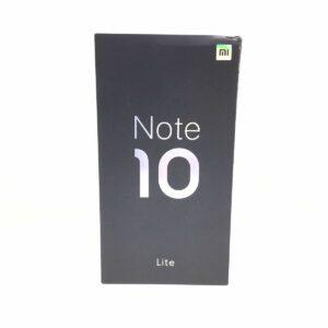 SMARTPHONE XIAOMI MI NOTE 10 LITE 6GB 128GB LIBRE 6051039
