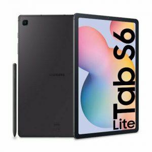 "Samsung Galaxy Tab S6 Lite 10.4 ""SM-P610 4 + 64GB WiFi Tableta Grigio + S PEN"