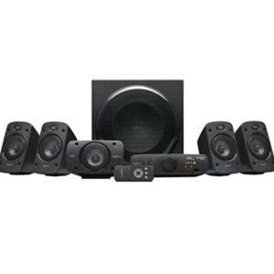 💥 Sistema de altavoces con sonido envolvente 5.1 Logitech Z906 NUEVO 💥