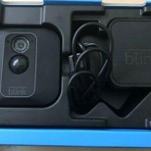 Sistema de seguridad WiFi BLINK XT2 Full HD 1080p - 1 sistema de cámara para exteriores / interiores