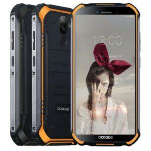 Smartphone Doogee S40 Lite 2 + 16GB Android Teléfono Móviles Libre desbloqueado