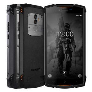 Smartphone Doogee S55 4 + 64GB Android Teléfono Móviles Libre Octa-Core 5,5 '' HD +