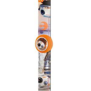 Star Wars BB-8 Slap Reloj analógico para niños