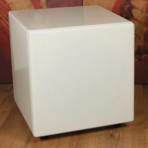 Subwoofer BK Electronics XXLS400-FF en blanco brillante (grado B)
