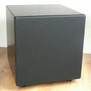 Subwoofer BK Electronics XXLS400-FF en ceniza negra (grado B)