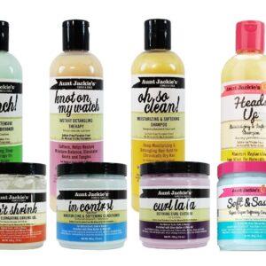 Tía Jackie's Curls & Coils Productos hidratantes para el cuidado del cabello (gama completa)
