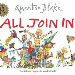 Todos se unen (Libros ilustrados de Red Fox), Blake, Quentin, usado;  Buen libro
