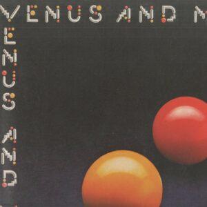 Wings - 'Venus And Mars' 1975 UK LP G / F con interior en forma, pegatinas y carteles.  ¡Ex!