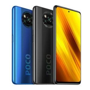 Xiaomi POCO X3 6GB 64GB Smartphone de doble altavoz 5160mAh 33W NFC Versión global