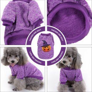 1pc Warm Lovely Pet Supplies Ropa de fiesta para mascotas para perro mascota Pip