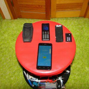 2 ASSURANCE WIRELESS/VIRGIN MOBILE CELL PHONES,1-UMX(ANDROID)-2-KYOCERA(REG) !!!