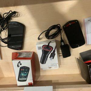 2 Verizon wireless cell phones 4G CASIO COMANDO BRIGADIER KYOCERA