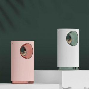 3X(Home Appliances USB Humidifier 400Ml Cute Pet Ultrasonic Cool Mist Aroma B9P5