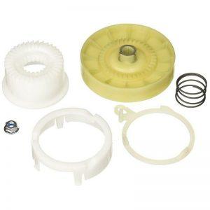 3X(W10721967 Washing Machine Pulley Clutch Kit for Whirlpool W10006356 AP45 G7I3