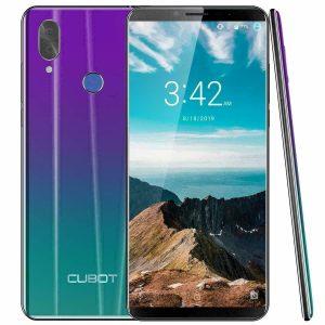 "5,93"" Cubot X19 4G Smartphone 4GB+64GB Libre Android 9.0 Dual SIM Teléfono móvil"