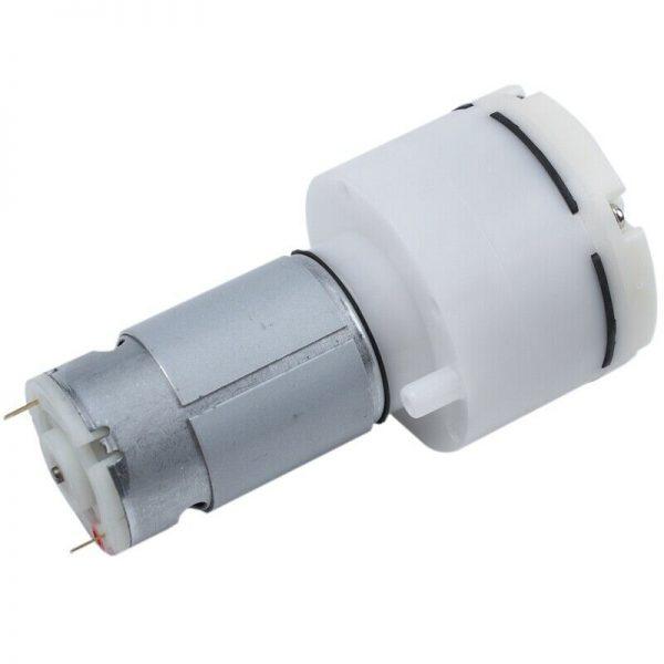 5X(Micro-Air Vacuum Pump Durable Diaphragm Air Pump for Home Appliances DC 12V