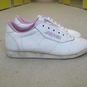 90s BROOKS IMPACT WOMEN'S Sneakers Normcore Fashion True Vtg Reebok Freestyle