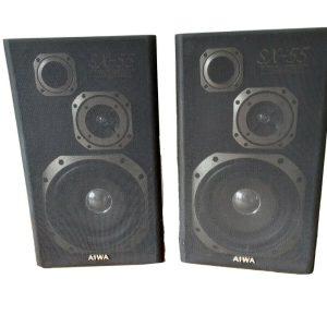 AIWA SX-55 2-Way Bass Reflex Speaker System