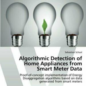 Algorithmic Detection of Home Appliances from Smart Meter Data. Sebastian.#*=