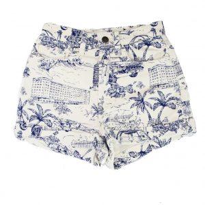 American Apparel Womens Shorts White Ivory Size 24 High Waist Denim $58 098