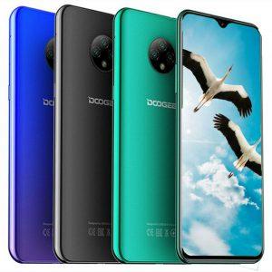Android Smartphone Doogee X95 16GB Teléfono Móviles Libre triple cámara trasera